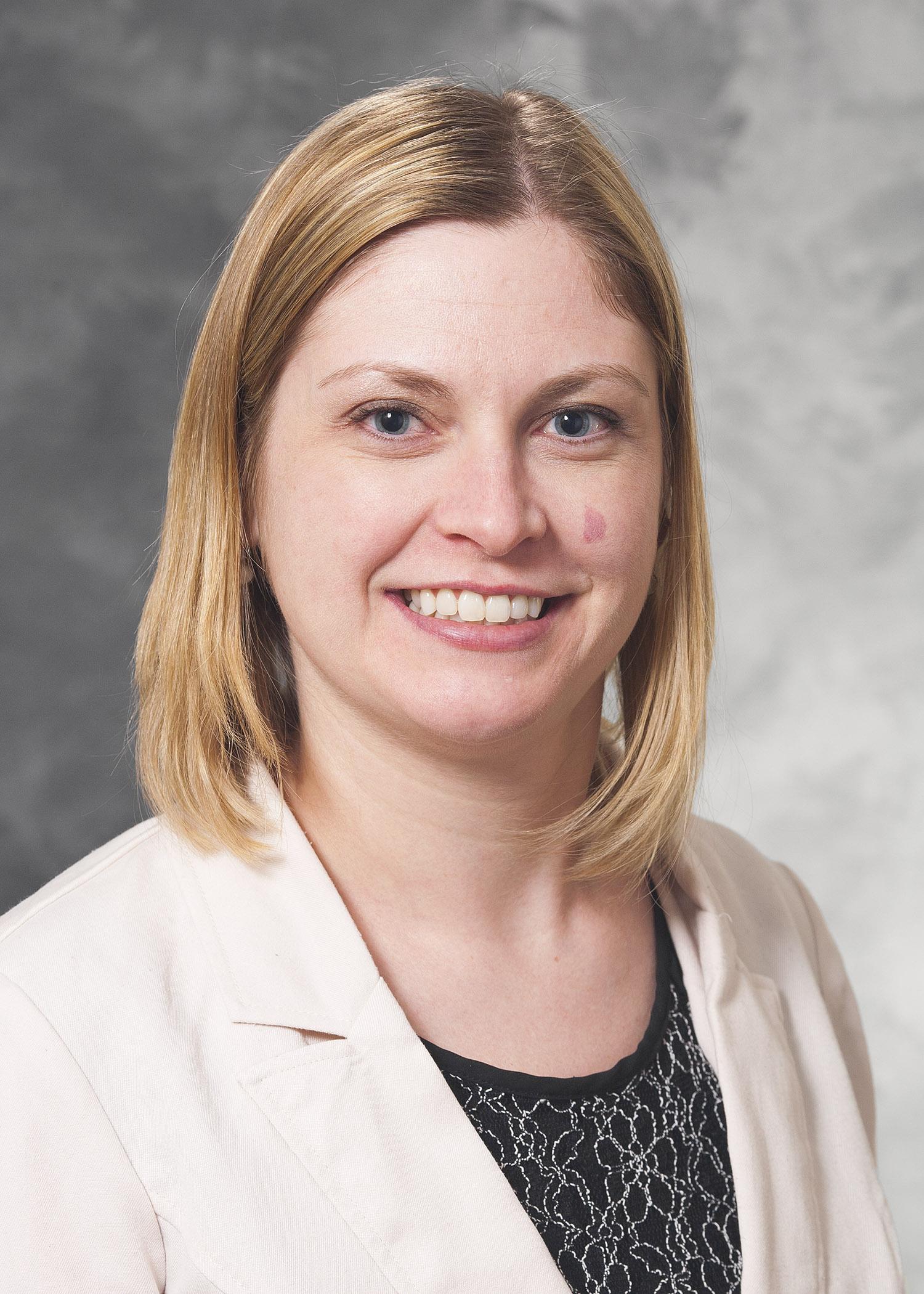 Photo of Dr. Sarah Sullivan